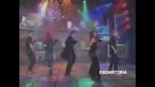 RBD En No Maches [2004] -  parte 1/3
