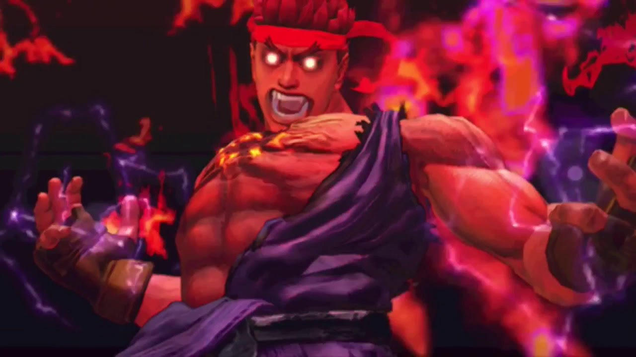 Street Fighter Iv Champion Edition Best Combos And Plays With Evil Ryu