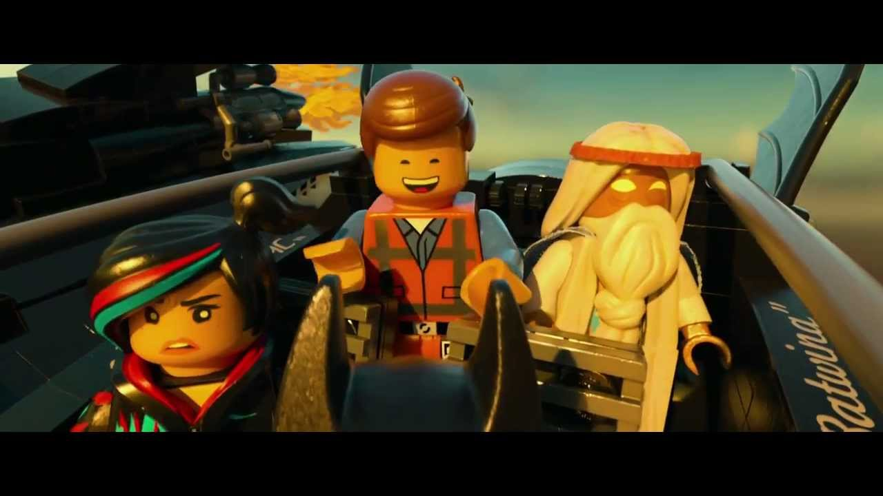 The LEGO Movie - Official® International Trailer [HD]