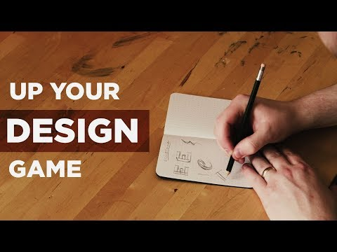 5 tips to INSTANTLY up your DESIGN GAME