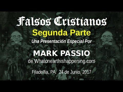 Falsos Cristianos 2 de 6. Mark Passio en español / castellano