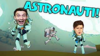 JSME VE VESMÍRU! | Astroneer | HouseBox