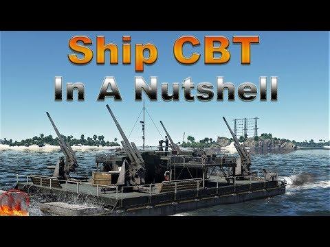 WT || Ship CBT - Basic Overlook & Gameplay thumbnail