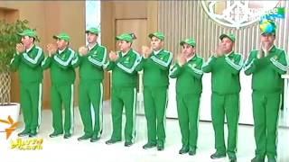Колькі талентаў у прэзыдэнта Туркмэністану? | Сколько талантов у президента Туркменистана?