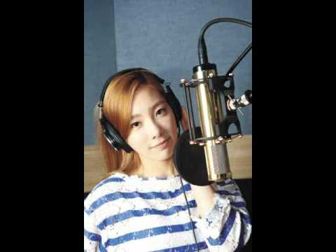 [Audio] Taeyeon SNSD - Bye (Chinese Ver. \ Vocal Only)