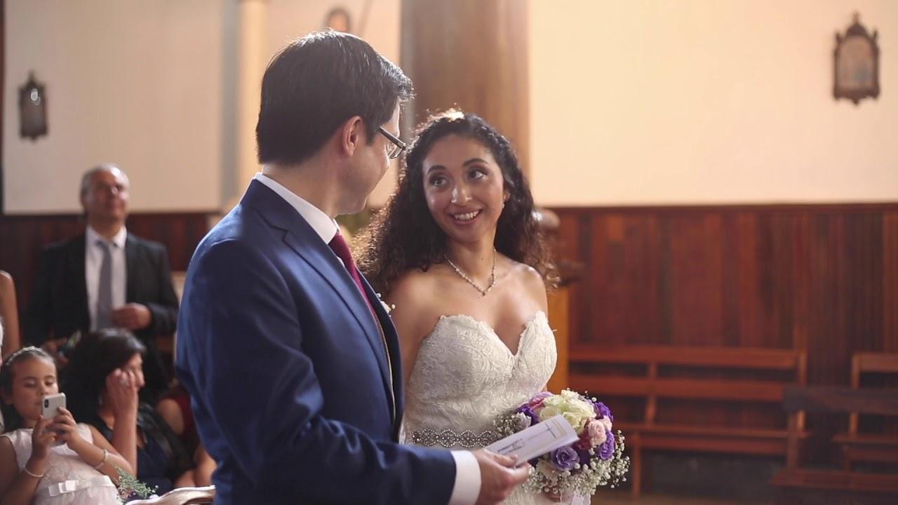 Esteban y Sandra