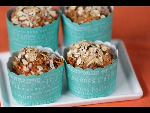 How to Make Healthy Morning Glory Muffins