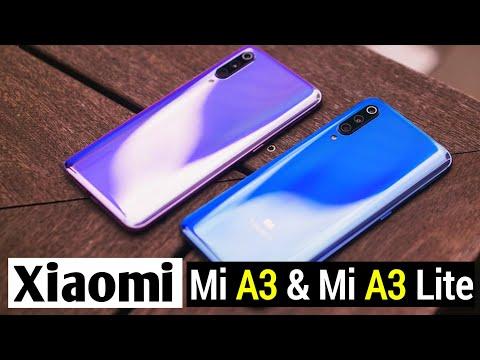 Xiaomi Mi A3 & Mi A3 lite - Finally Revealed   8gb ram   Amoled Display   48MP & 32MP