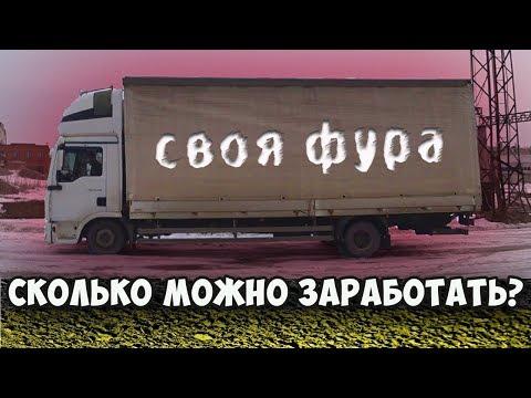РАБОТА ВОДИТЕЛЕМ - СВОЙ MAN