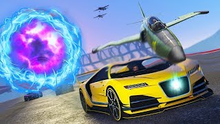 GTA 5 Online - EXTREME TRANSFORM RACES!! (GTA 5 DLC)