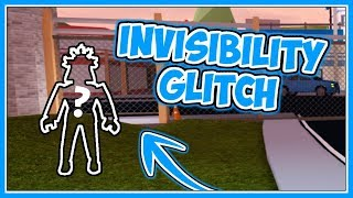 [WORKING] INVISIBILITY GLITCH | Jailbreak Season Two Update - Roblox
