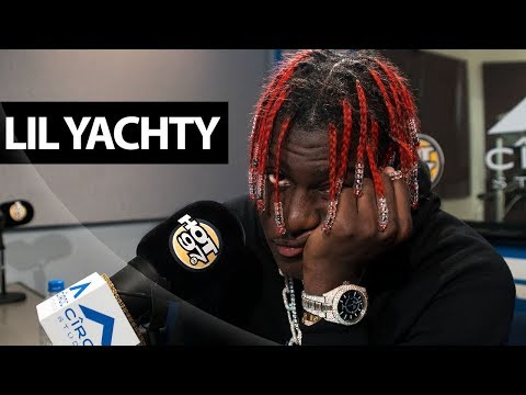 LIL YACHTY FREESTYLE ON FUNK FLEX | #FREESTYLE091