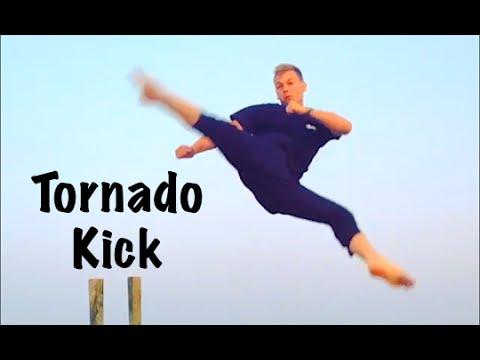 Tornado kick