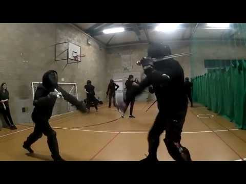 More March Sparring Highlights