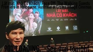 Chuẩn bị cho Premiere Lật Mặt 4 tại Australia