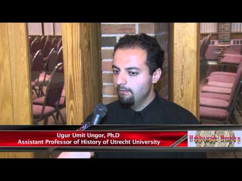 Interview with Ugur Umit Ungor