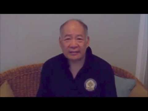 Dr. Richard Chin Qigong Master Testimonial for Ian Gelman