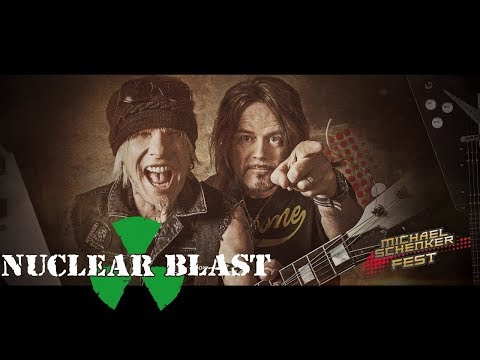MICHAEL SCHENKER FEST – Resurrection (OFFICIAL TRAILER #2)