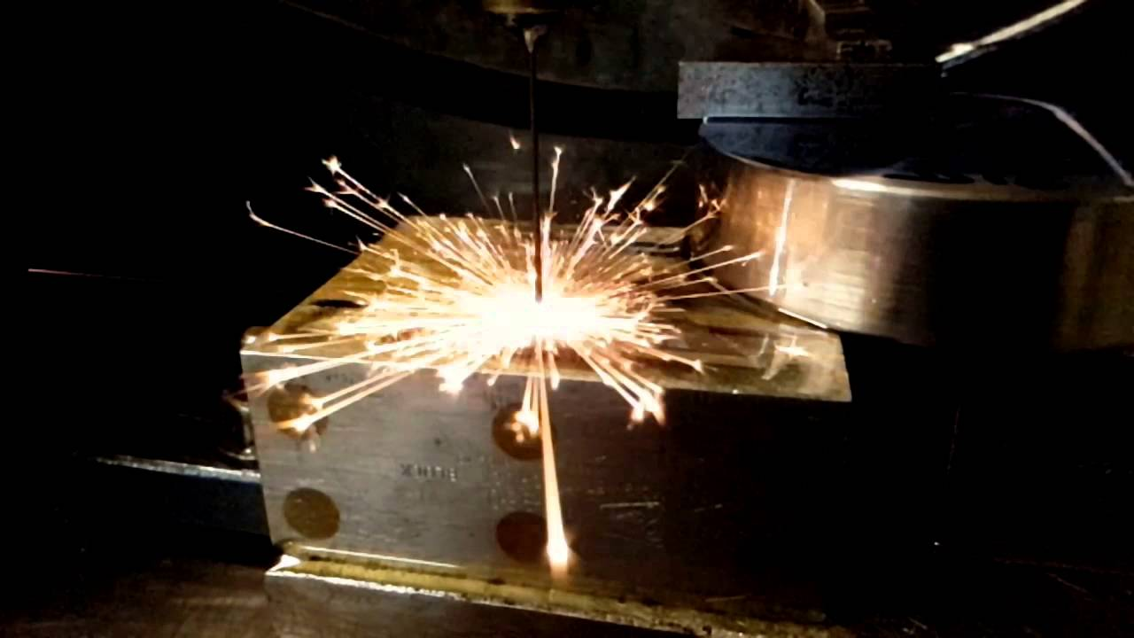 what are sparks made of