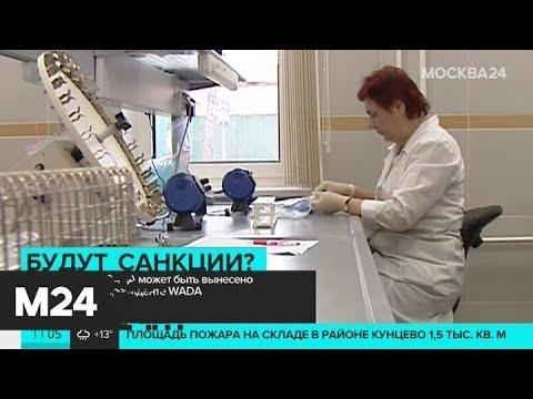 Решение по РУСАДА может быть вынесено уже при новом президенте WADA - Москва 24