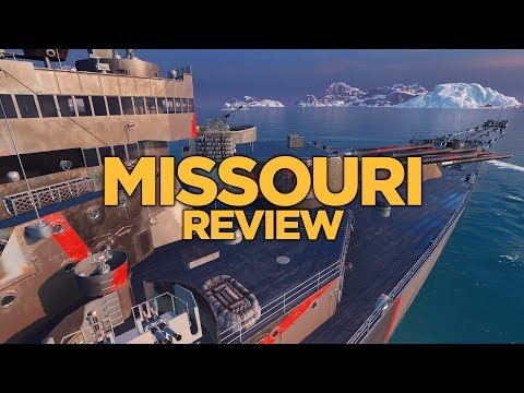 World of Warships - Missouri Review