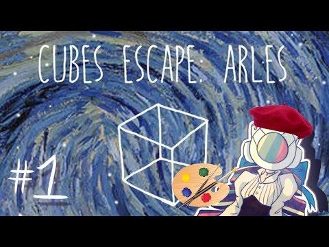 Cube Escape: Arles - Van GOGH AWAY ✦ Part 1 ✦ (astro)pill