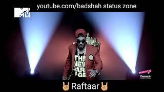 Raftaar Rap Swag Mera Desi Punjabi Status Video For Whatsapp | Badshah Status Zone