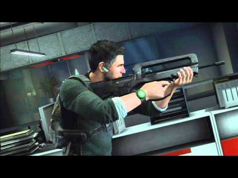 Splinter Cell Conviction Soundtrack- The Bunker