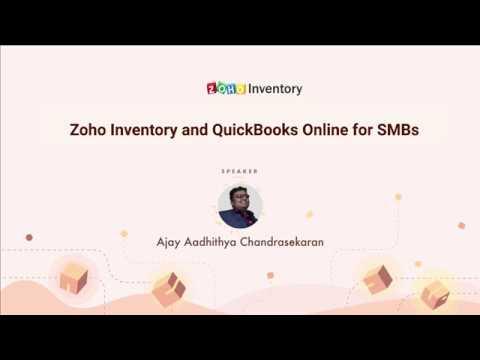 QuickBooks Online Integration:: User Guide | Zoho Inventory