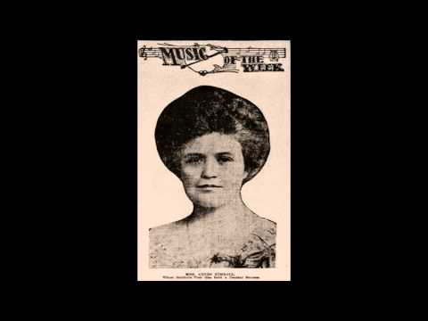 Soprano Agnes KIMBALL: Spring Song (1912)