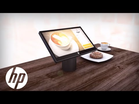 Retail Redefined By Design | HP ElitePOS | HP