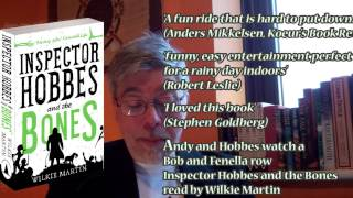 Andy and Hobbes watch 'Skeleton' Bob and Fenella row