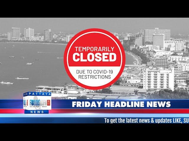 FABULOUS 103FM HEADLINE NEWS   15th January 2021