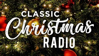 Classic Christmas Music 24/7 Live Stream Radio ???? Best & Classical Christmas Songs???? Merry Chris