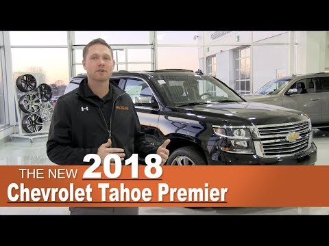 New 2018 Chevrolet Tahoe Premier | Lakeville, New Prague, Minneapolis, St Paul, MN | Jeff Belzer