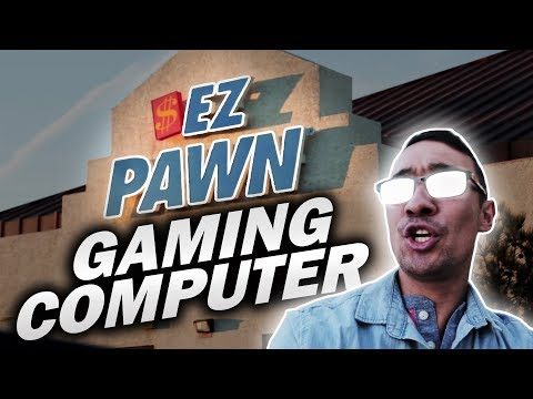 Build Cheap Gaming Computers ANYWHERE