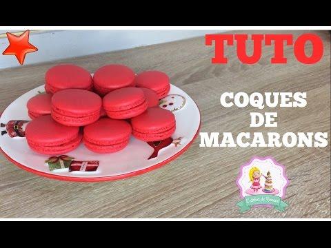 ♡•-recette-coques-de-macarons-facile-et-inratable-•♡