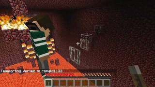 BigTooRide - Minecraft Escape (ronald & Vertez)
