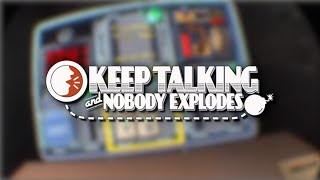 Cichy Testowy Strem VR - Keep Talking and Nobody Explodes (feat. brat)