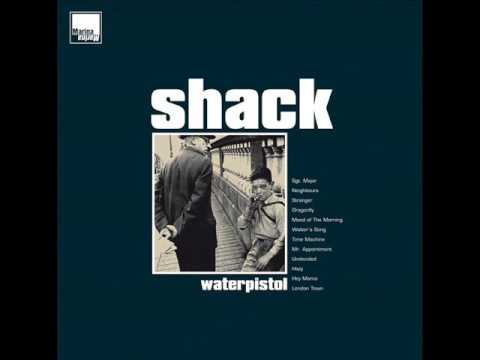 Shack - Waterpistol (full album)