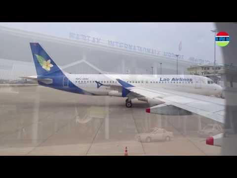 Upgrade Wattay Airport Laos/ ຂະຫຍາຍອາຄານສະໜາມບິນສາກົນວັດໄຕ
