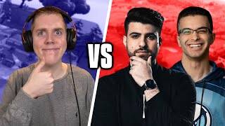So I Challenged Famous YouTubers To 1v1 Me In Fortnite...