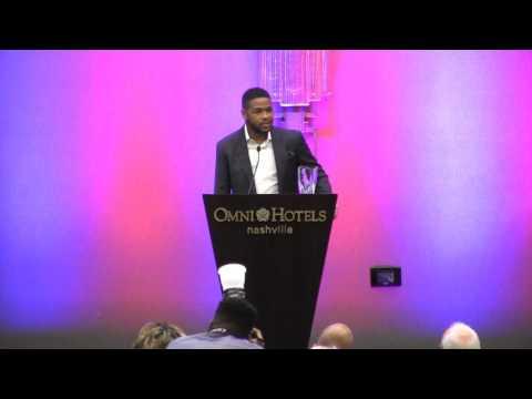 Inky Johnson 2016 Perseverance Award Acceptance Speech