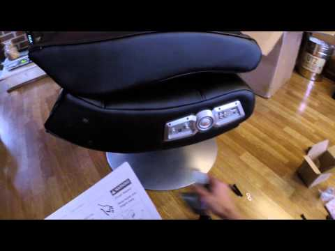 X Rocker Wireless Gaming Chair Unboxing Assembly Review Youtube