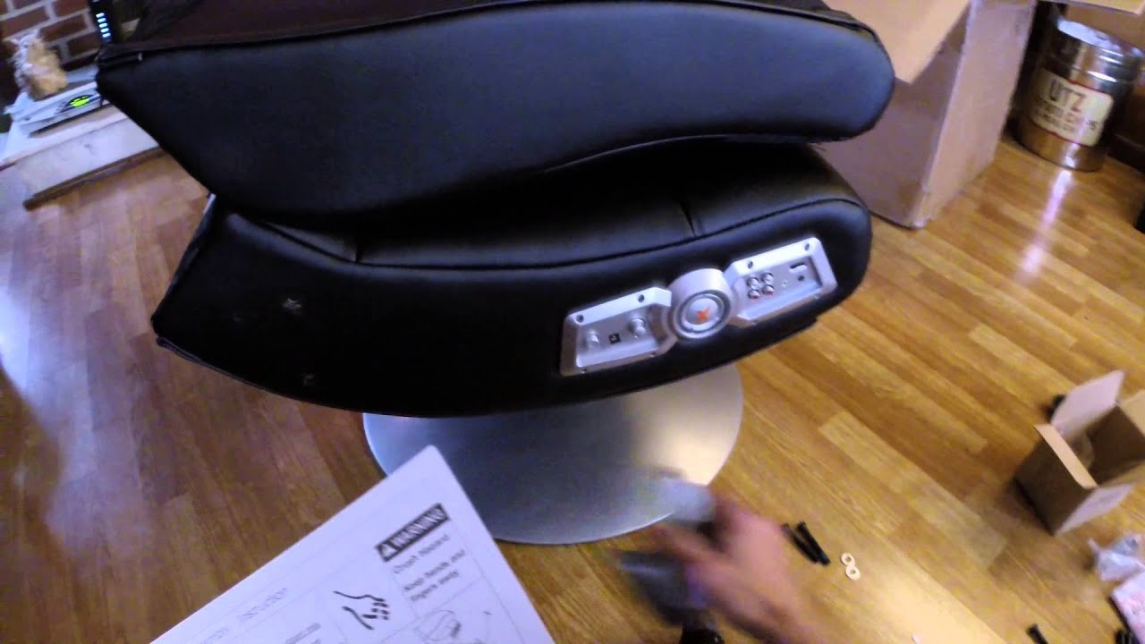 X Rocker Wireless Gaming Chair Unboxing Assembly Review