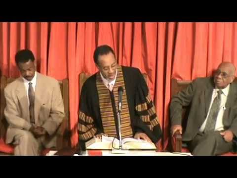 """Rev  Dr  Michael N  Harris: """"When Christ Did The Cooking""""- October 12, 2014"""