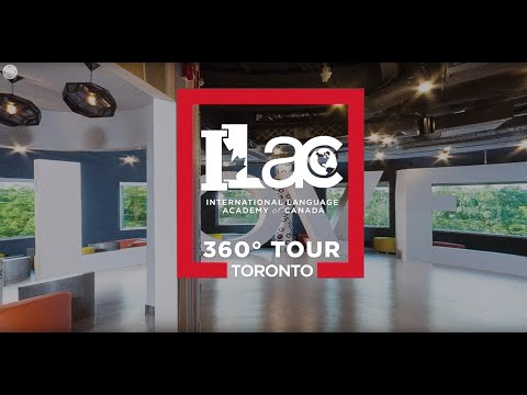 Welcome to ILAC Toronto in Canada! 360°