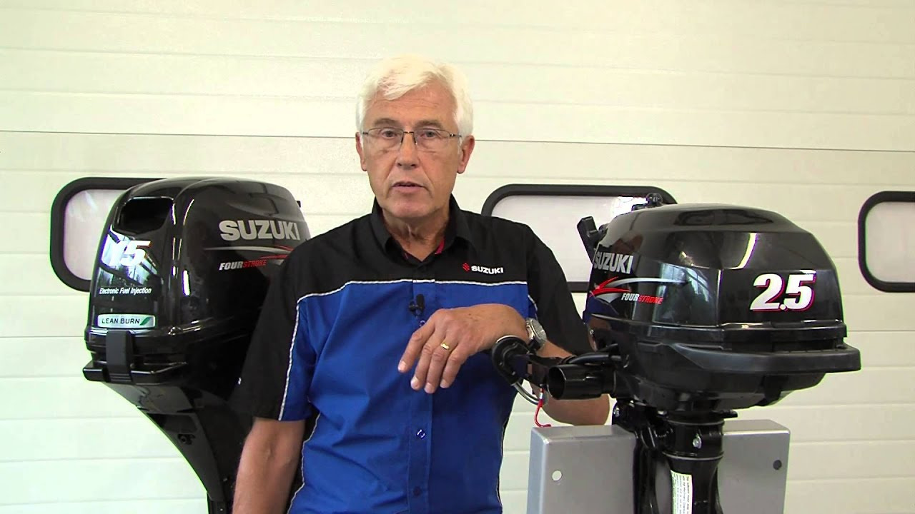Top tips - possible causes of engine running rough (Suzuki portable  outboards)