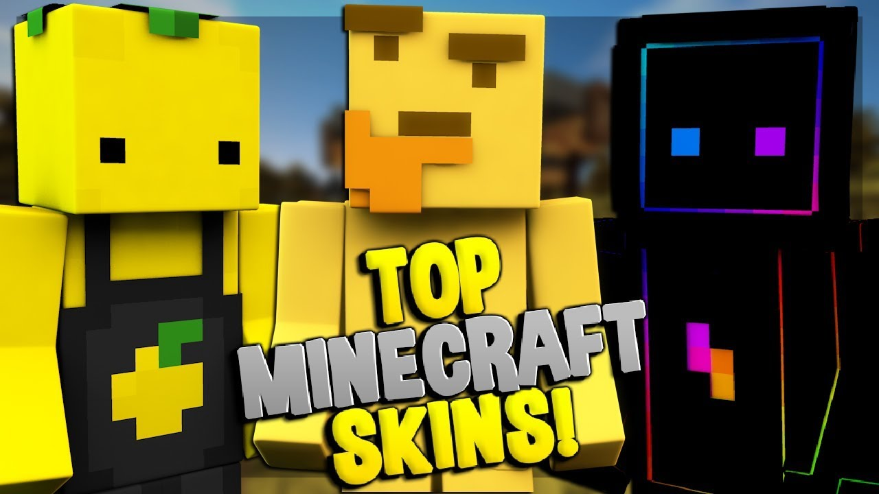 5 Trending Minecraft Skins! (Top Minecraft Skins) - YouTube