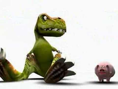 Pixar - Jurrasic fart